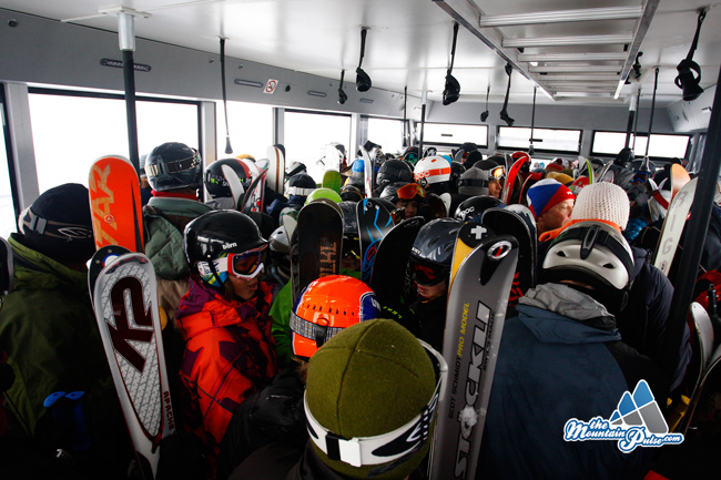 The Mountain Pulse Photo of the Day 11/28/10 - Jackson Hole Tram