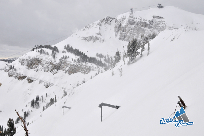 The Mountain Pulse Photo of the Day 12/14/10 - Jackson Hole Avalanche Reduction