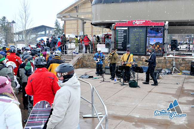 The Mountain Pulse Photo of the Day 12/27/10 - Tram Jam