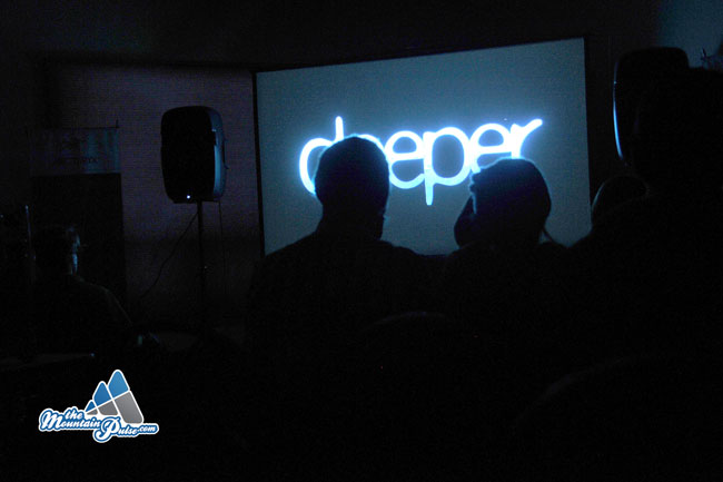 The Mountain Pulse Photo of the Day 12/28/10 - Jeremy Jones Deeper Screening