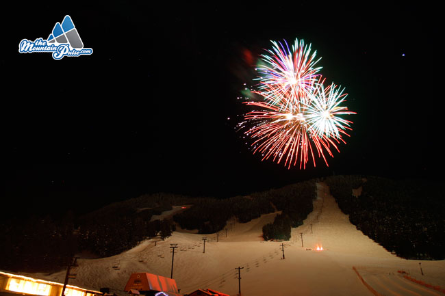 The Mountain Pulse Photo of the Day 12/31/10 - New Year's at Snow King