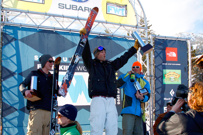 Jesse Bryan Wins the Freeskiing World Tour - Jackson Hole, Wy The Mountain Pulse