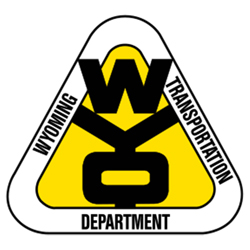WYDOT logo wyoming department of transportation the mountain pulse jackson hole