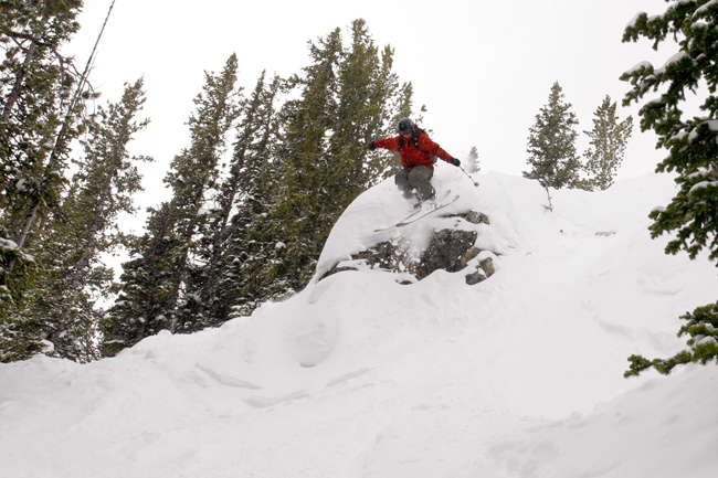 The Mountain Pulse Photo of the Day - 03/03/11 Jackson Hole