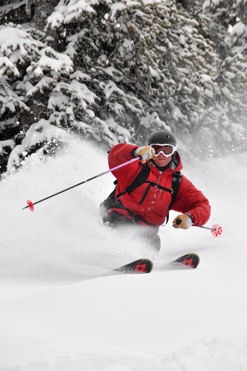 The Mountain Pulse Jackson Hole Photo of the Day 04/07/11 - grand targhee snow storm