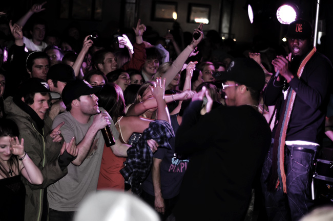 The Mountain Pulse Photo of the Day Jackson Hole 05/27/11 - Nappy Roots