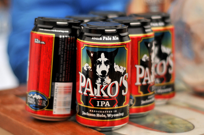Snake River Brewing Pako's IPA Jackson Hole The Mountain Pulse