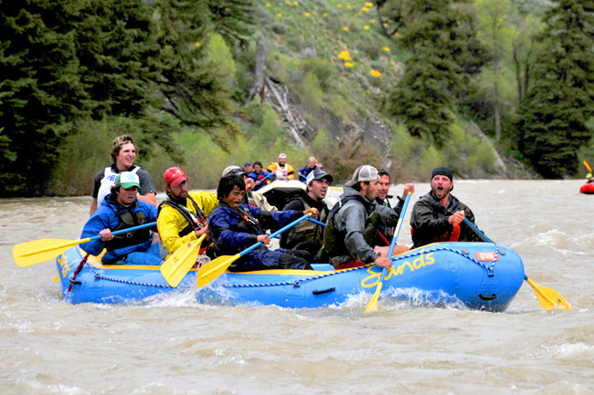 wyoming whitewater championships jackson wyoming, rafting, kayaking, the mountainpulse