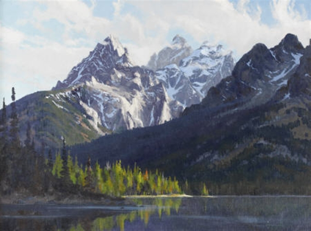 Greg McHuron Jackson Hole Grand Teton National Park Jackson Hole Arts