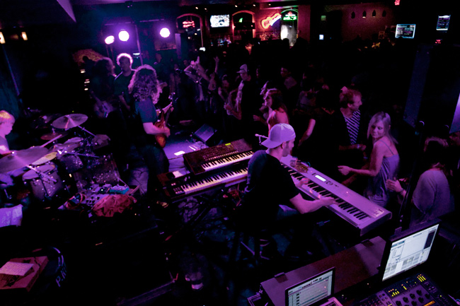Photo of the day jackson hole, live music the kinetix, town square tavern 07-01-11