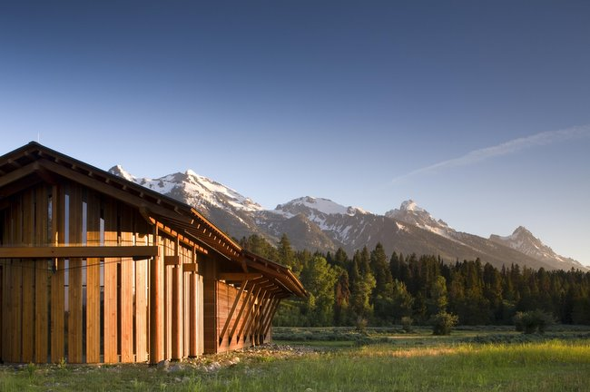 Laurance S. Rockefeller Preserve Jackson Hole Grand Teton National Park The Mountain Pulse