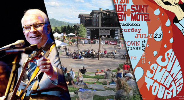 banner_08, live music in jackson hole wyoming, teton valley idaho, music on main, center for the arts, concert on the commons, fox street all stars, steve martin and the steep canyon rangers