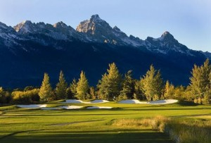 Jackson Hole Golf and Tennis Grand Teton Mountain Pulse