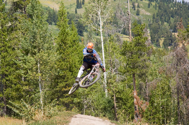 Jackson Hole Mountain Resort mountain biking the mountain pulse true grit red bull final descent
