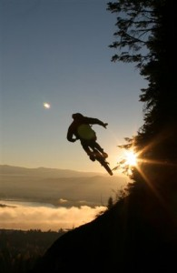 Grand Targhee Mountain Biking, Photographer: Jake Hawkes