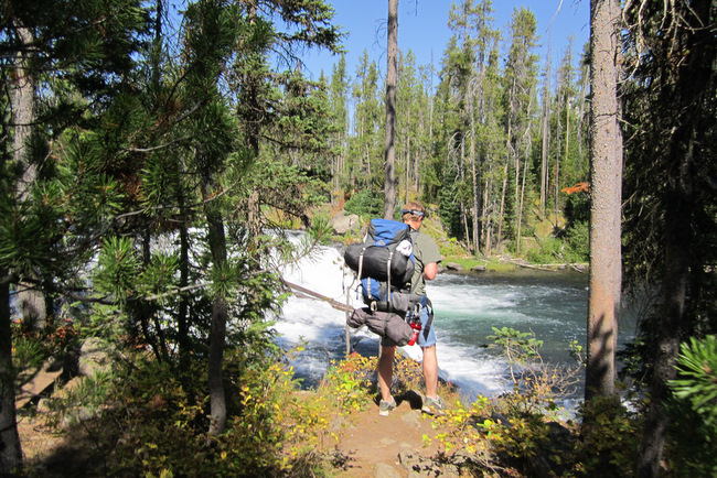 bechler falls yellowstone backcountry camping the mountain pulse jackson hole grand teton