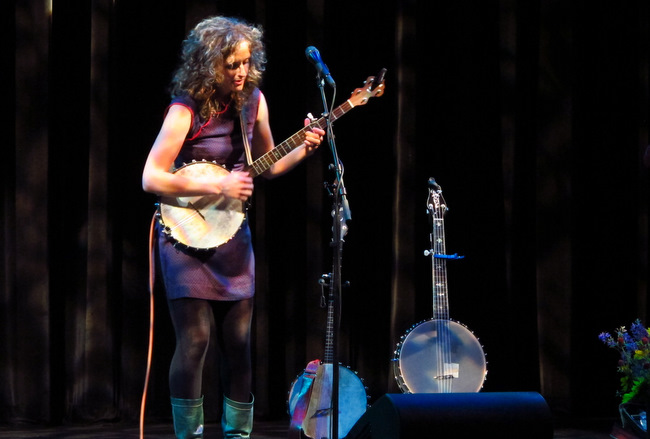 Abigail Washburn Jackson Hole Center for the Arts The Mountain Pulse