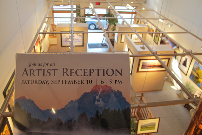 Tom Mangelson Fall Reception Jackson Hole The Mountain Pulse