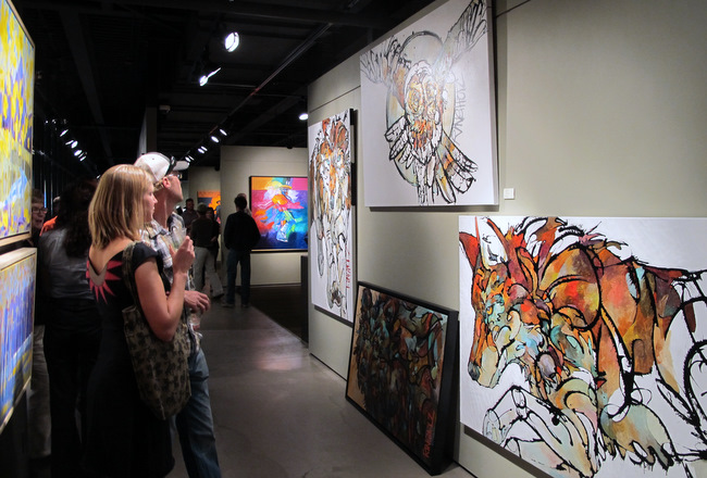 jackson hole art walk the mountain pulse grand teton`