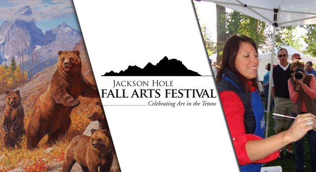 fall_arts_festival_2011_jackson_hole, taste of the tetons, palettes and palates, jackson hole art walk, jackson hole art fair