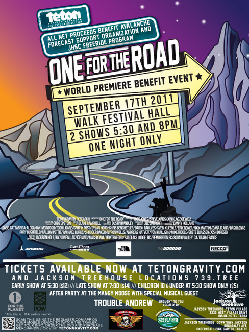 TGR One for the Road Premier Flyer The Mountain Pulse Jackson Hole Grand Teton