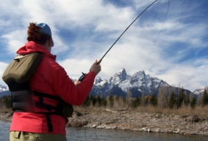 the mountain pulse fly fishing fish the fly guide service jackson hole grand teton national park
