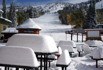grand targhee mountain resort the mountain pulse ski skiing skier snow snowboard snowboarding wyoming resort teton