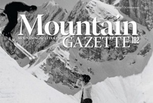 Mountain Gazette jackson hole the mountain pulse wyoming ski snowboard grand teton national park