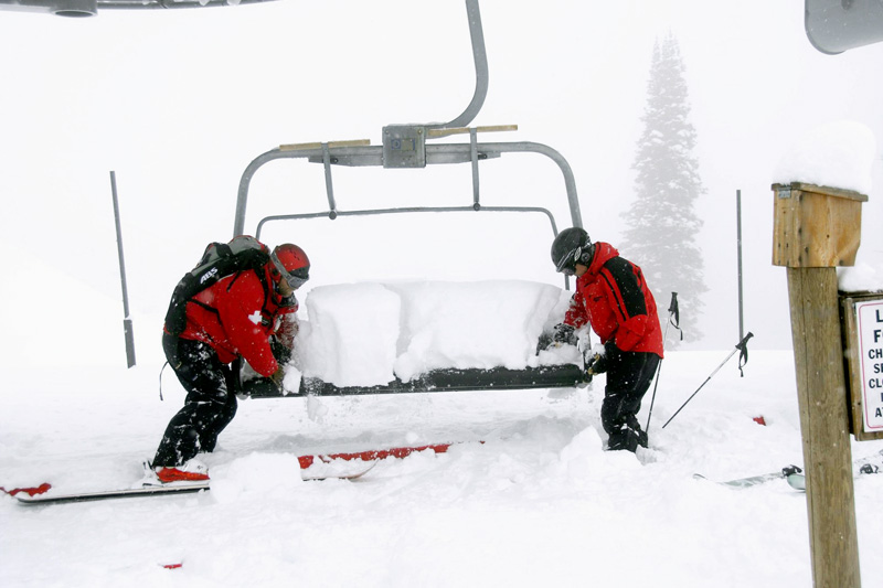 image: Jackson Hole; opening day preview the mountain pulse skiing snowboarding
