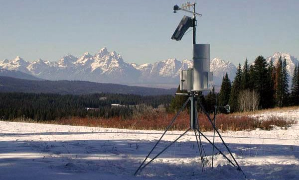 image: Judd Communications - jackson hole weather station togwotee mountain lodge
