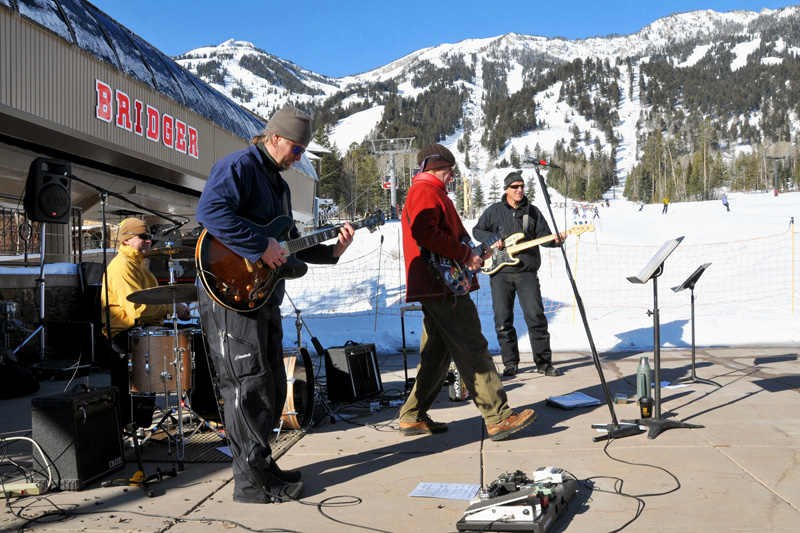 opening_day_04, the tram jam band rocking opening day at jackson hole, the mountain pulse