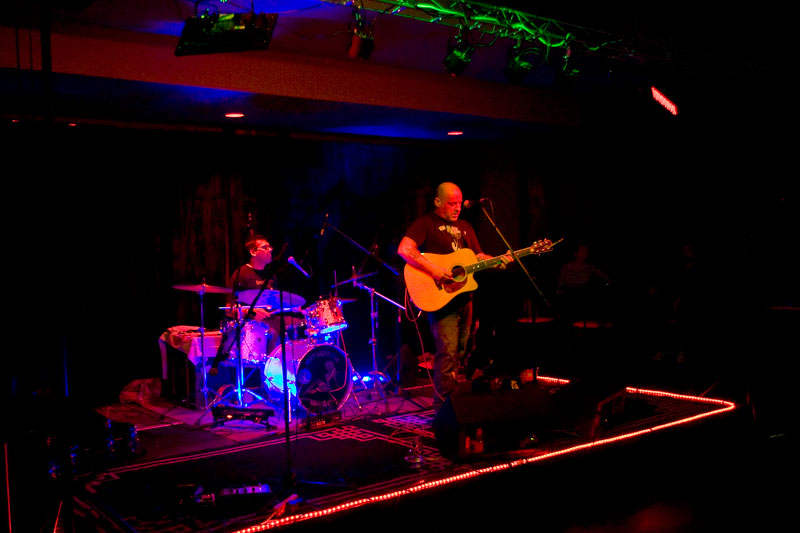 the mountain pulse, photo of the day, jerry joseph, 307 Live, town square tavern, jackson hole, live music