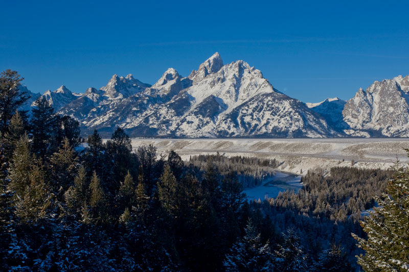 the mountain pulse, photo of the day, jackson hole, Tetons, the grand teton, snake river, grand teton national park