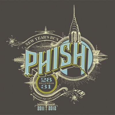 phish_center_for_the_arts_01, new years eve jackson hole phish live from madison square garden