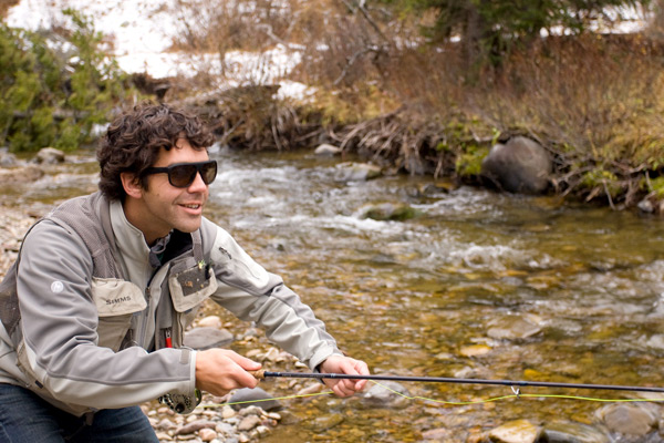 Fly Fishing Sunglasses Review  gear review ryders eyewear the mountain pulse jackson hole wyoming
