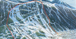 snowking_trailmap_01, save snow king, jackson hole, google earth trail maps, interactive travel guide,