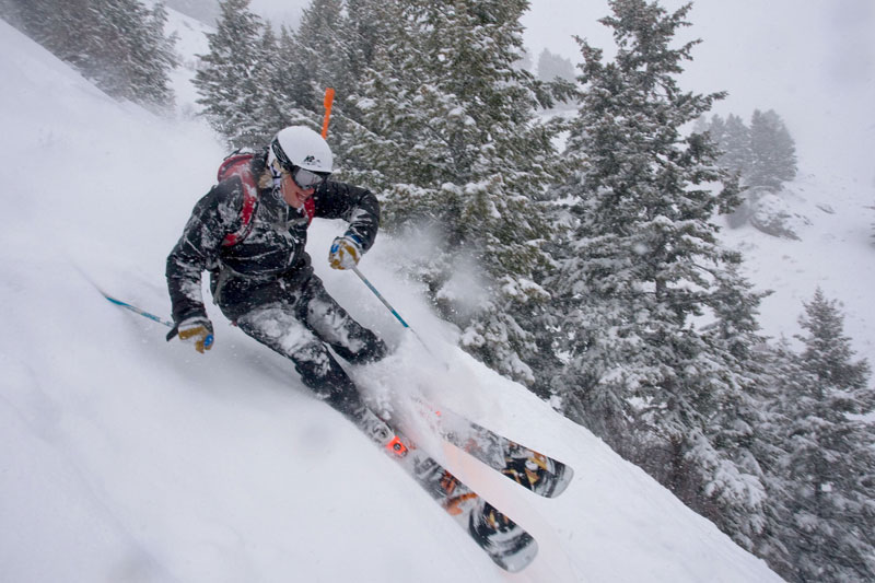 the mountain pulse, jackson hole, skiing, powder, rob cocuzzo,