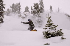 the mounain pulse, jackson hole, powder, snowboarding, stephen williams