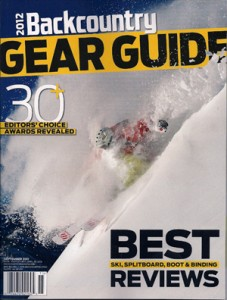 gregory shultz backcountry magazine 2012 gear guide sonnet for the ambitious