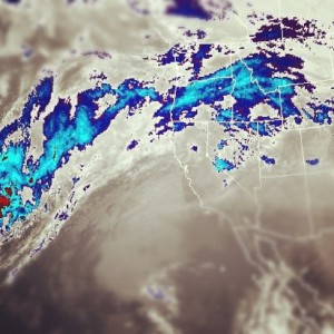 satellite image of storm in jackson hole wyoming the mountain pulse