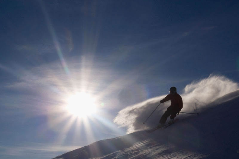 the mountain pulse, photo of the day, jackson hole, skiing , dynastar, jackson hole mountain resort