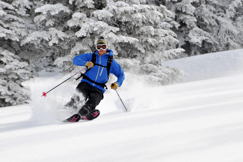 02-11-12_800x533, new snow on teton pass in jackson hole, photo of the day, backcountry skiing in the tetons