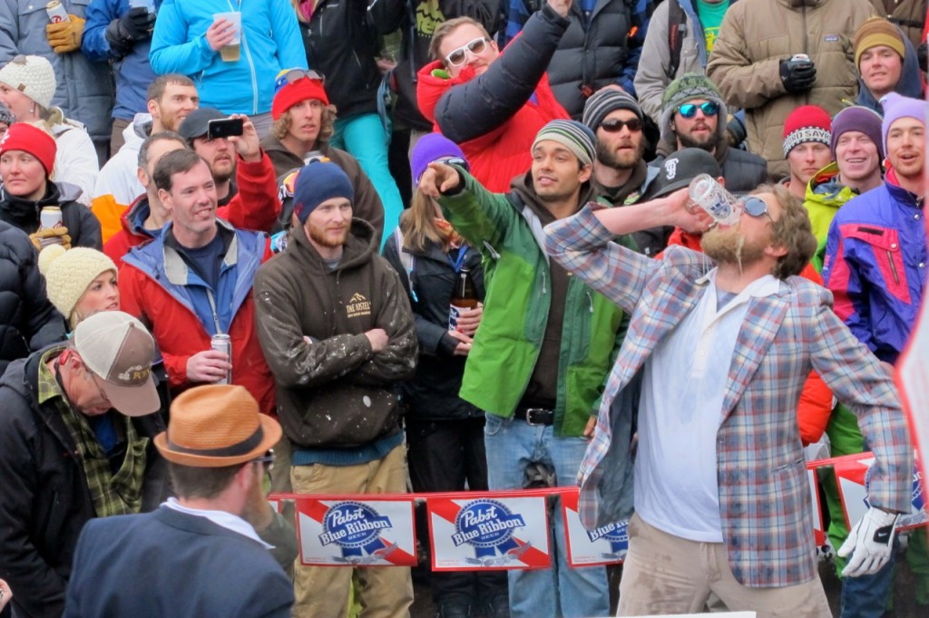gelande quaff chug the mountain pulse jackson hole 2012 world championships