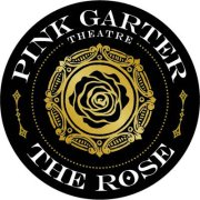 pink garter theater the rose logo