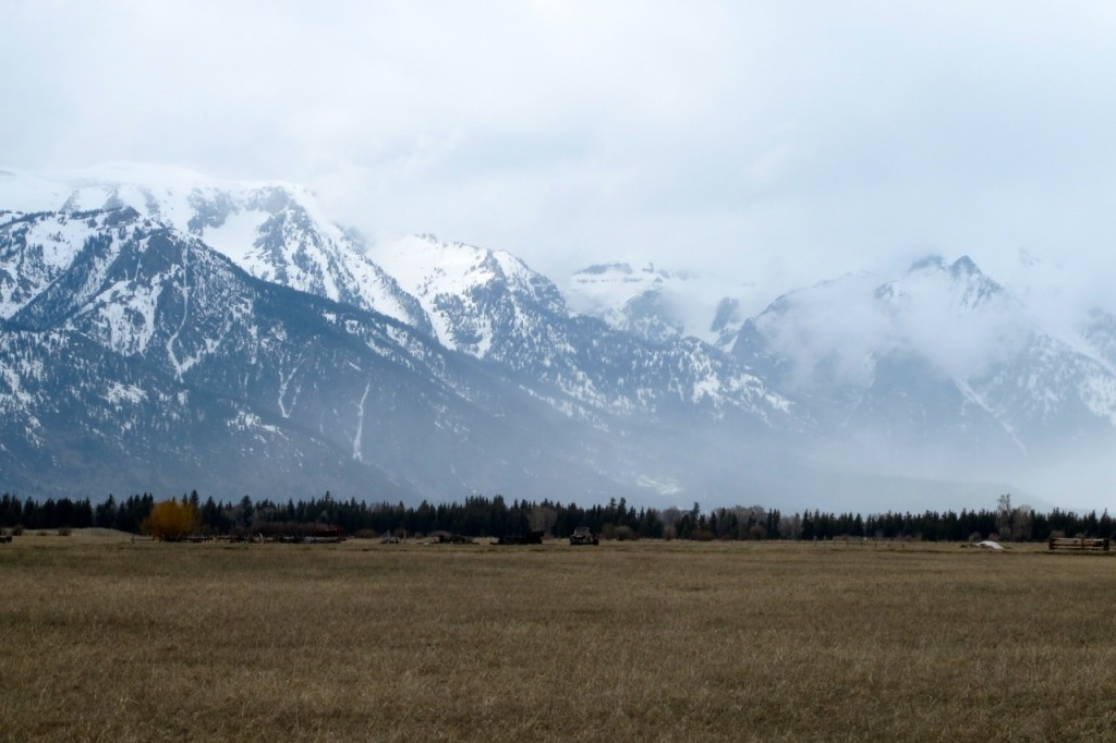 cloudy day teton jackson hole the mountain pulse