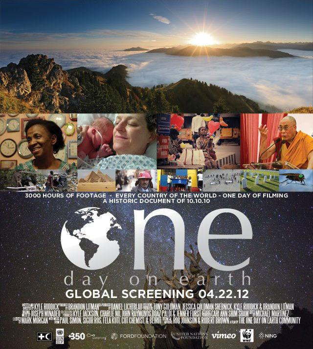 one day on earth film screening center for the arts jackson hole wildlife film festival