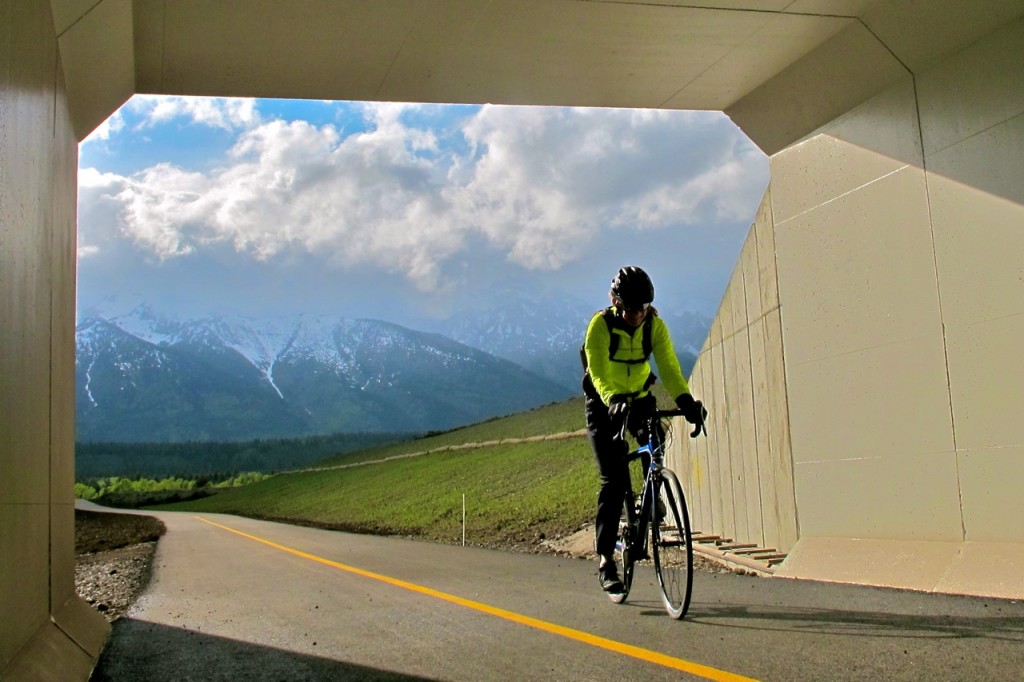 Grand Teton National Park Bike Path Jackson Wyoming The Mountain Pulse Cycling