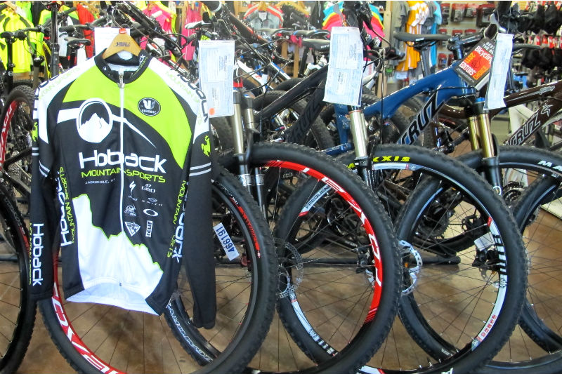 hoback sports jackson hole mountain bikes