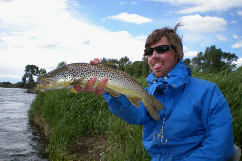 Introducing the 2012 weekly fly fishing report the for Lake jackson fishing report