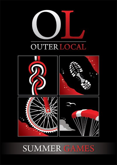 outerlocal summer_games_poster jackson wyoming snow king